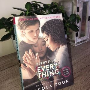 Everything Everything by Nichola Yoon